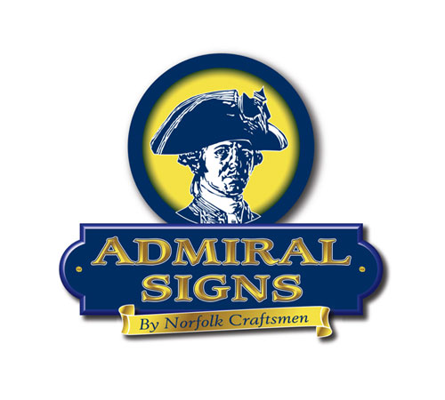 Admiral Signs